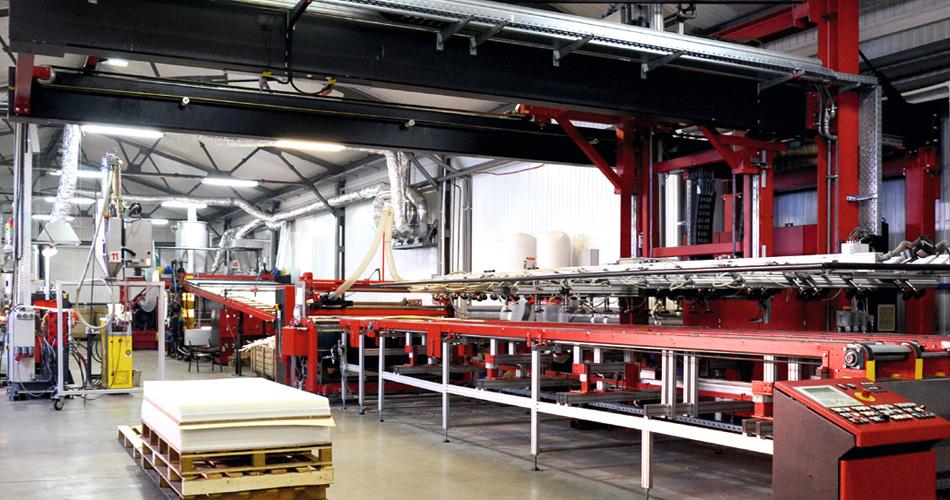 Высокотехнологичное производство антифрикционных инженерных пластиков в России.