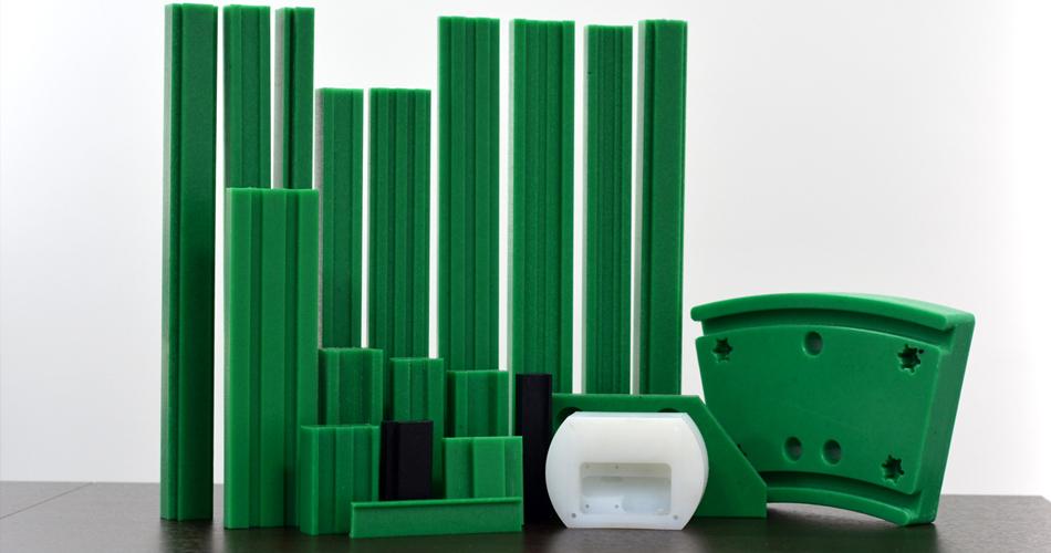 INKULEN-PE 1000/500 – износостойкие сверхвысокомолекулярные полимеры.