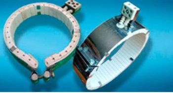 Кольцевые и хомутовые теплоэлектронагреватели