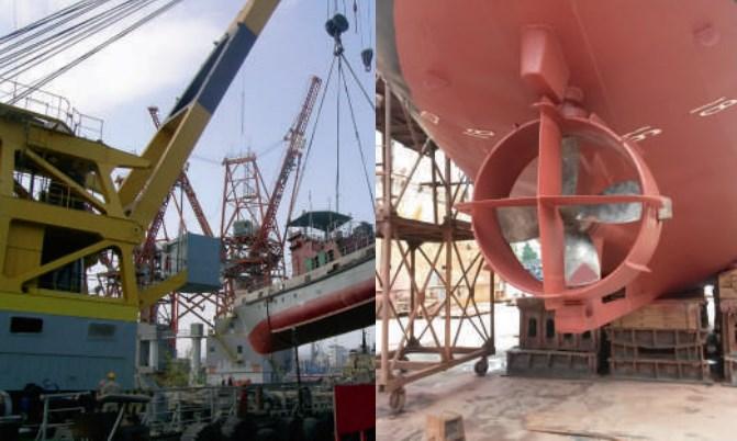Поворотные и наборные втулки больших диаметров